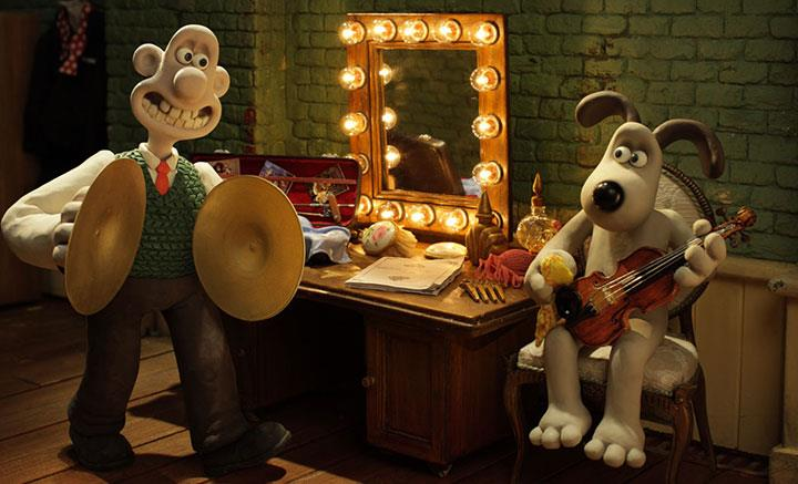 Wallace And Gromit 1
