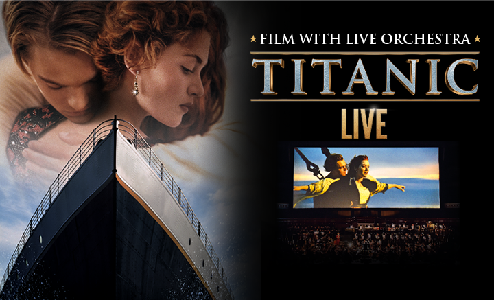 Titanic Live Film With Live Orchestra And Choir Cancelled
