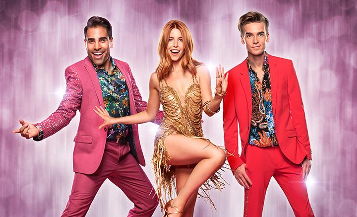 Strictly 2019 Dancers