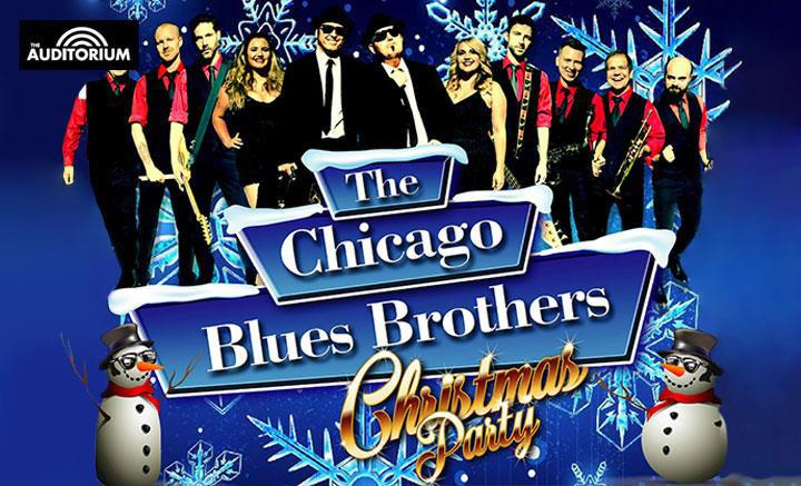 Chicago Blues Brothers Xmas 2019 Main