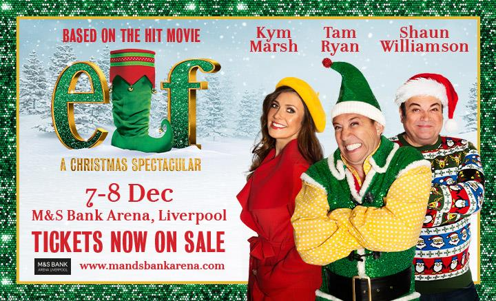 Christmas In Mississippi Cast.Elf A Christmas Spectacular What S On M S Bank Arena