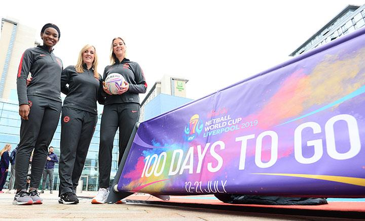 Netball 100 Days To Go