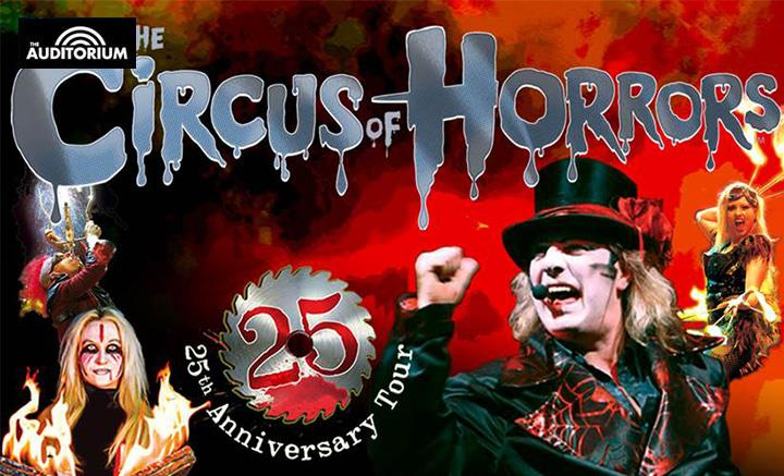 Circus Of Horrors Main