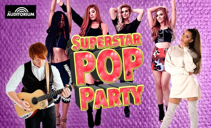 Superstar Pop Party Main