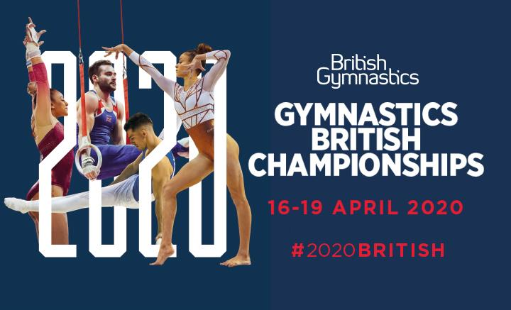 Gymnastics Current Events 2020.2020 Gymnastics British Championships What S On M S Bank