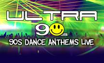 Ultra 90S Dance Anthems Main