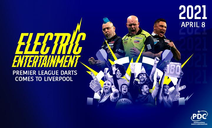 Premier League Darts What S On M S Bank Arena Liverpool