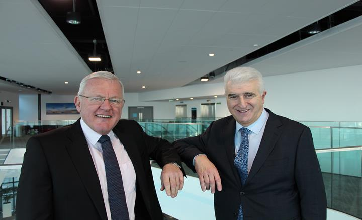 2 Bob Prattey Chief Executive Of The Acc Liverpool Group And Max Steinberg Chair Of The Board Of The Acc Liverpool Group